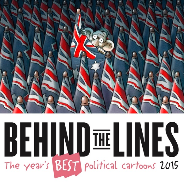 Behind the Lines 2015: The year's best political cartoons