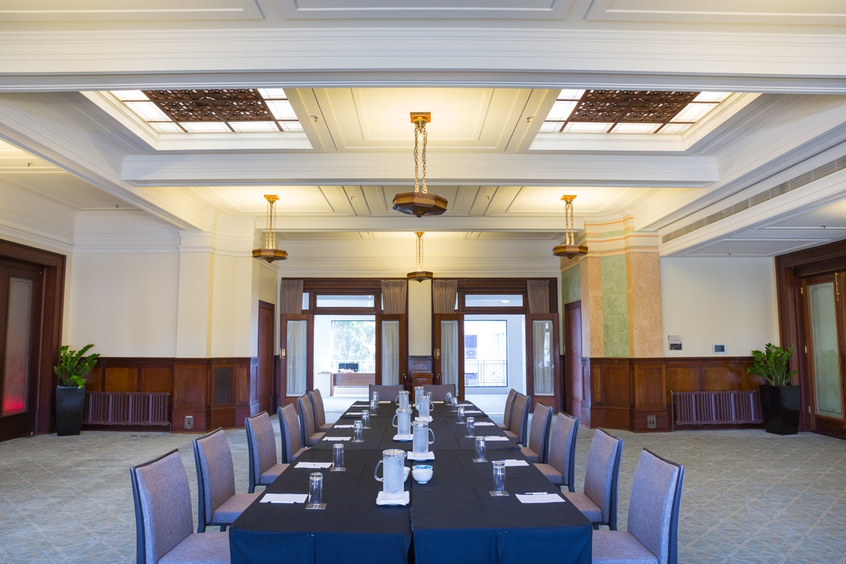 members' dining room 3 · museum of australian democracy at old