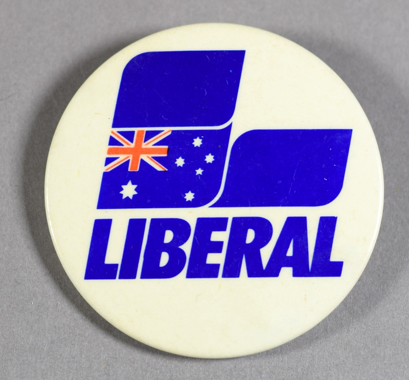 Liberal badge