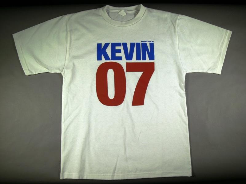 Kevin 07 shirt