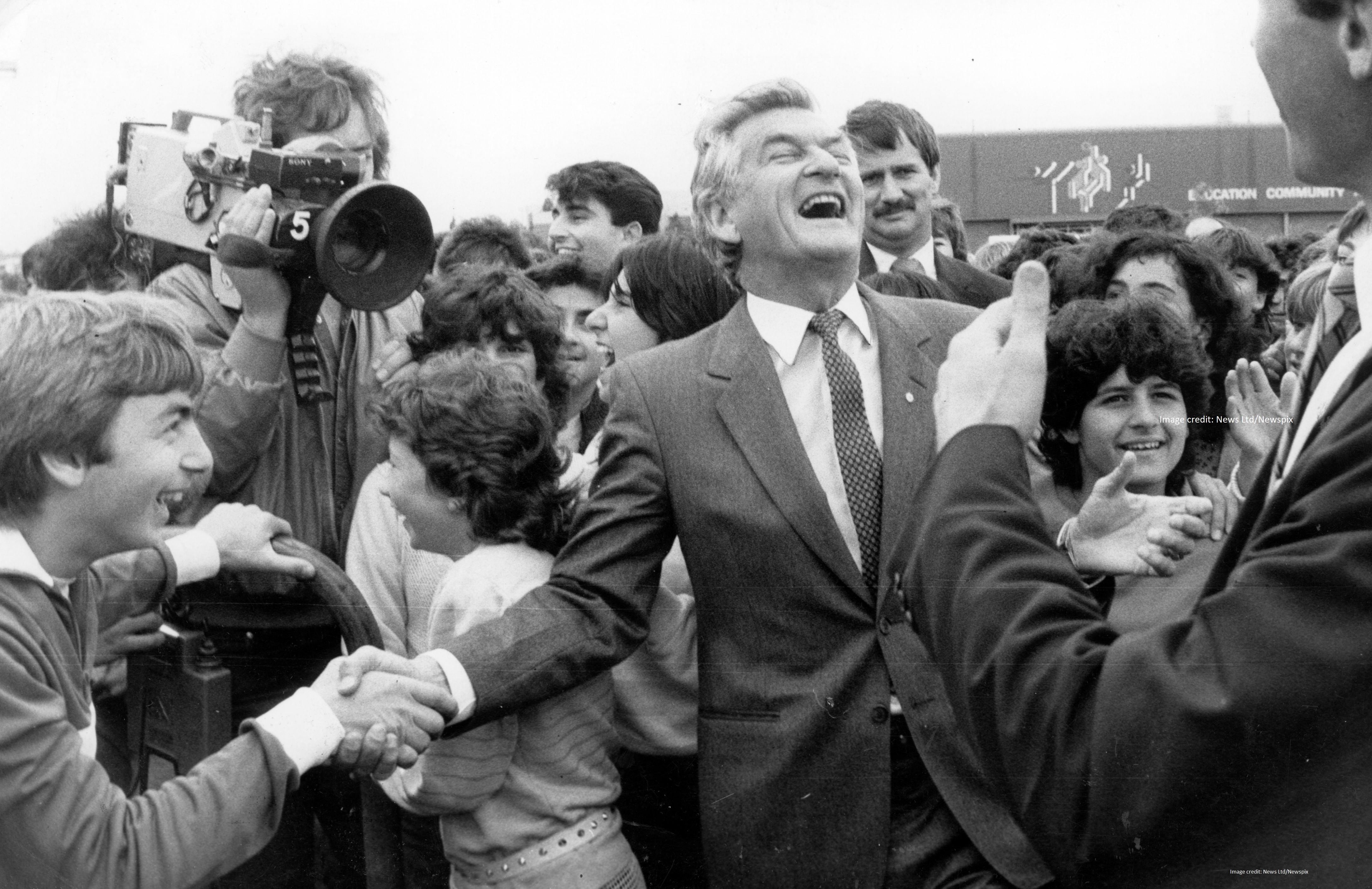 <p>Australia's 23rd Prime Minister, 1983-1991<br>Last prime minister to serve at Old Parliament House</p>