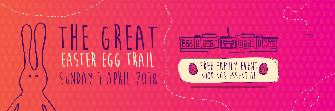<p><span>Hop along to the cleverest Easter egg trail in town</span></p>