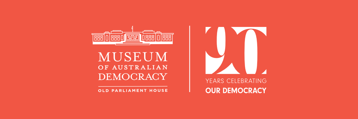 <p>Celebrating our democracy</p>