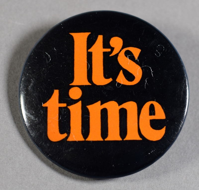 It's Time Badge