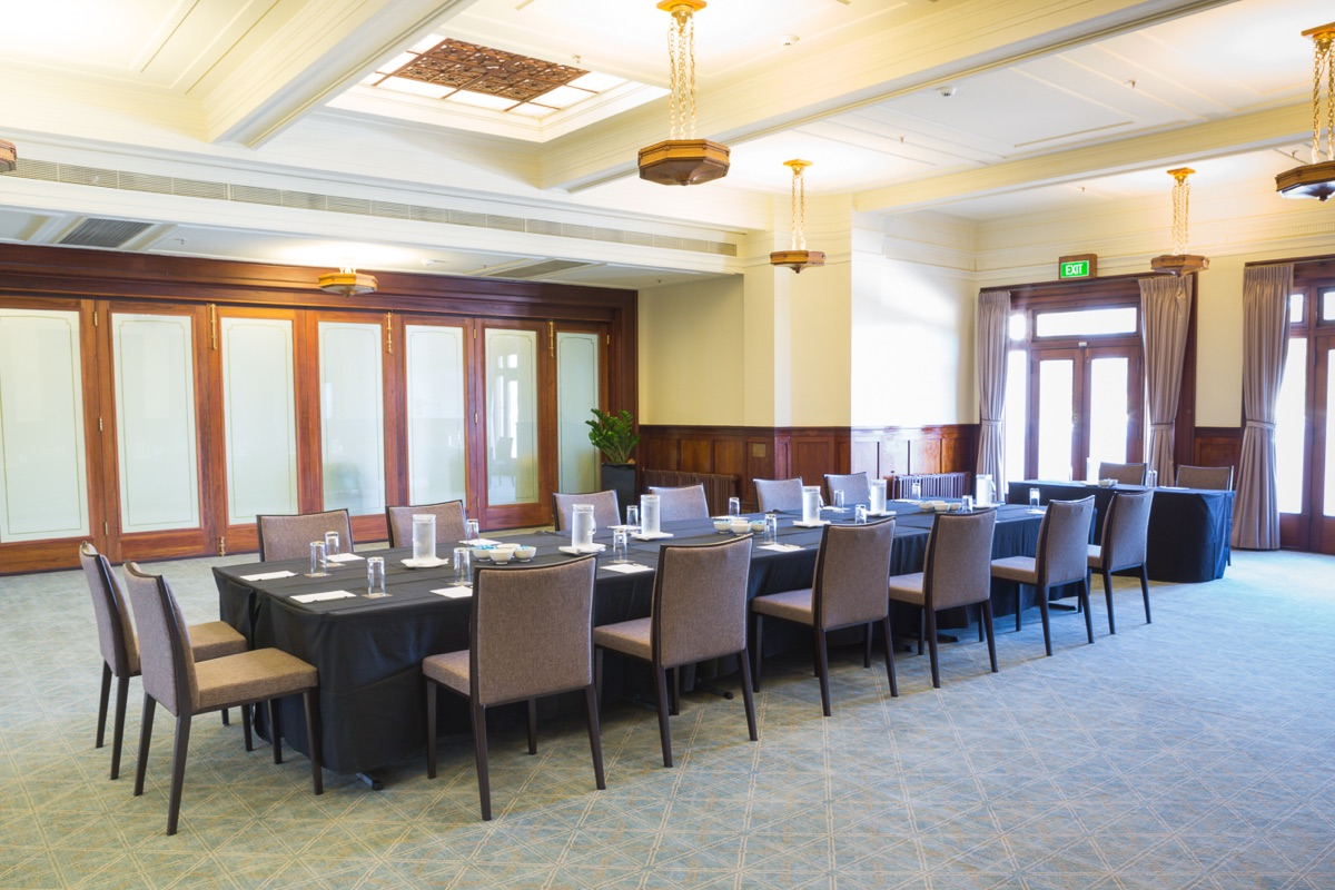 Members Dining Room 3 183 Museum Of Australian Democracy At