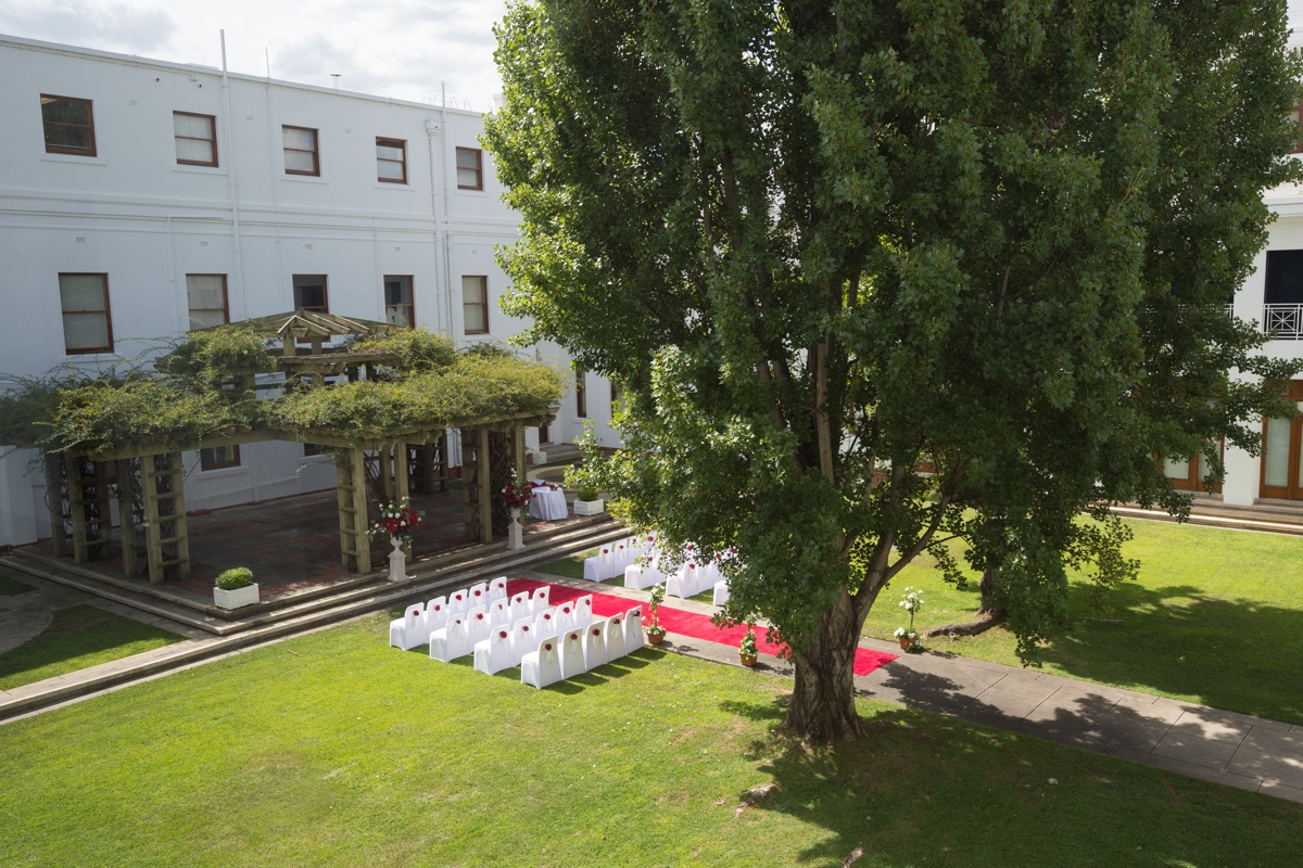 Old parliament house gardens pictures
