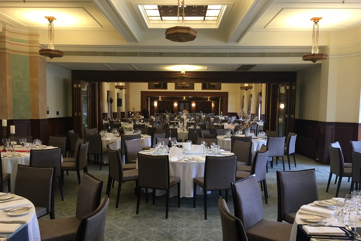 full members' dining room · museum of australian democracy at old